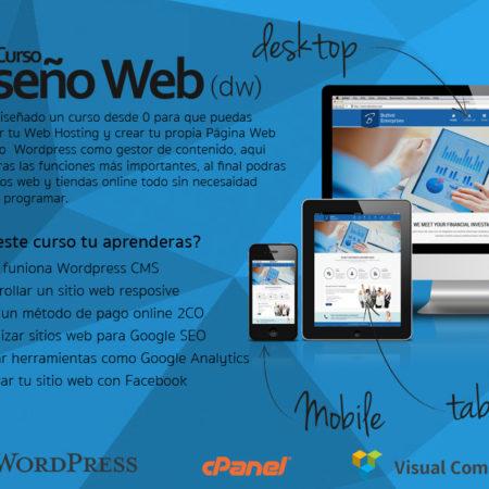 (dw) Curso de Diseño Web